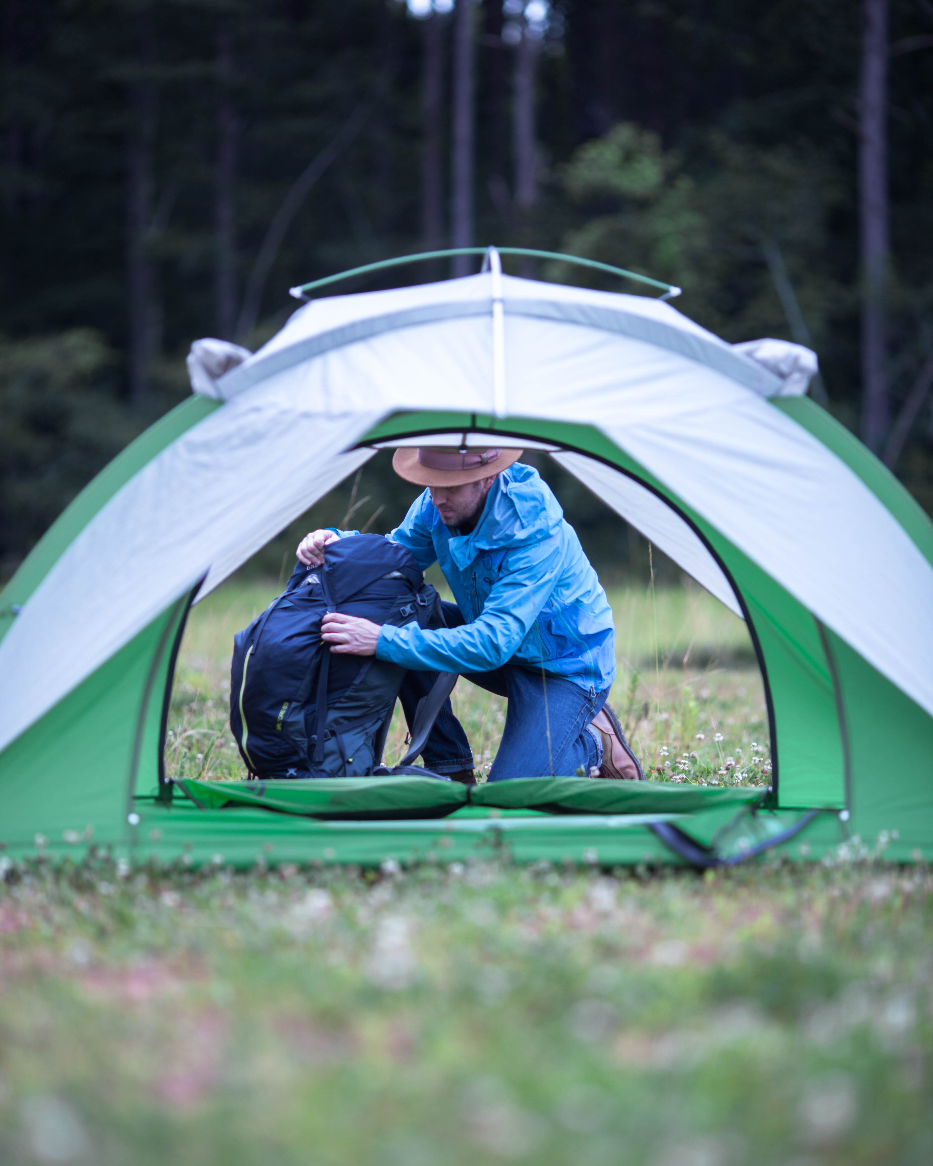 Outdoor Research Proverb Rain Jacket tent backpack & Gear Review u2013 The Proverb Jacket by Outdoor Research u2013 The Wilder ...